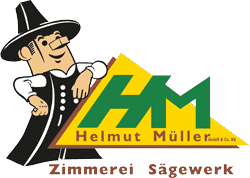 Logo Helmut Müller Holzbau