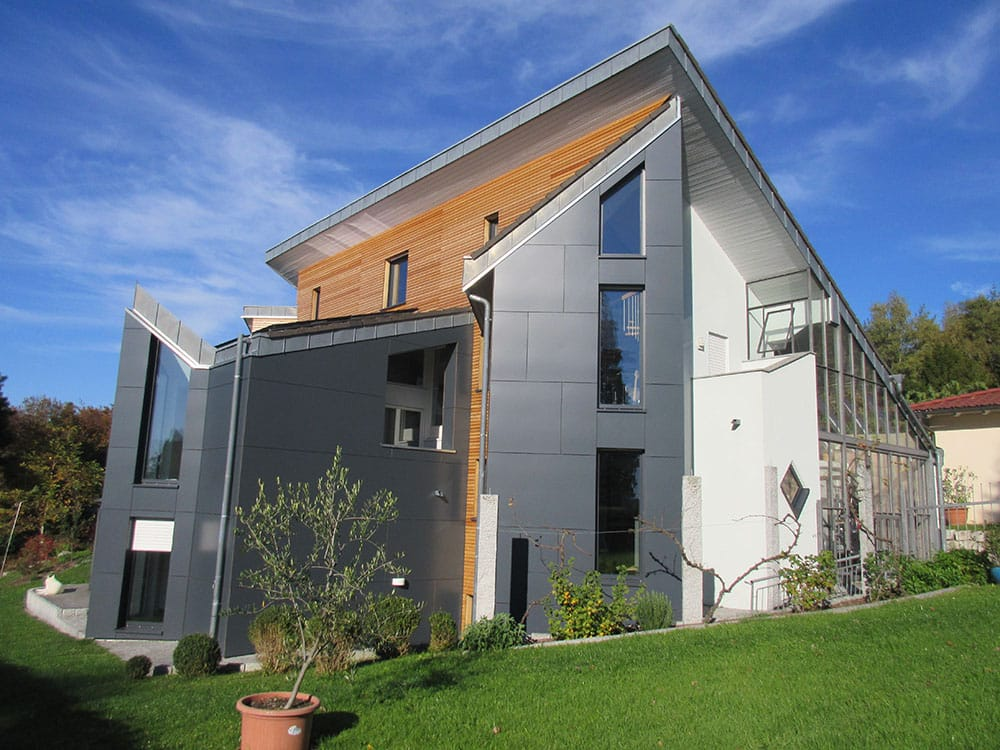 Fassadenumgestaltung Schmellenhof