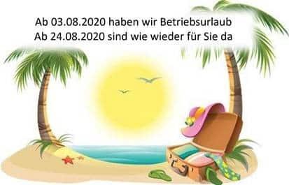 Urlaub Müller